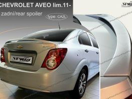 Спойлер багажника CHEVROLET Aveo T300 (2011-) Sedan