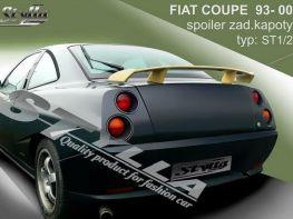 Спойлер багажника FIAT Coupe (93-00) - Stylla typ ST1/2