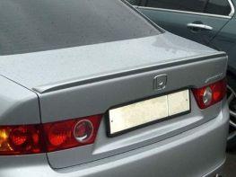 Лип спойлер багажника HONDA Accord VII (02-08) Sedan