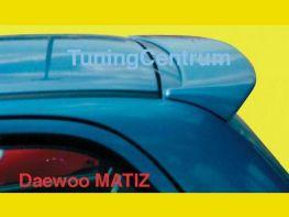 Спойлер DAEWOO Matiz (98-) - козырёк