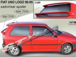Спойлер верхний FIAT Uno Logo (90-95)