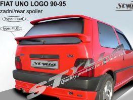 Спойлер нижний FIAT Uno Logo (90-95)