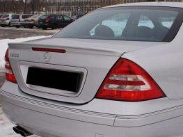 "Спойлер багажника лип MERCEDES W203 Sedan ""AMG"""