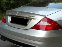 Лип спойлер багажника AMG MERCEDES CLS W219