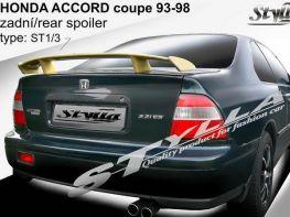 "Спойлер HONDA Accord V (1993-1998) Coupe ""ST1"""