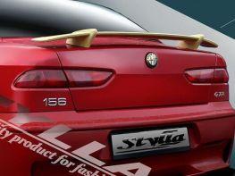 Спойлер багажника ALFA ROMEO 156 (97-07) - SN2