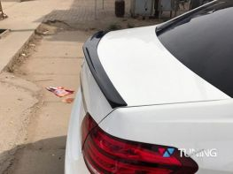 Спойлер MERCEDES E W212 (09-16) Sedan - AMG стиль (ABS)
