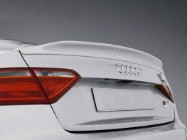 Лип спойлер багажника AUDI A5 S5 (2007-) Coupe - CARA