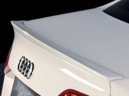 Спойлер багажника лип AUDI A4 B8 Sedan S-Line