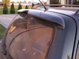 Козырёк над стеклом OPEL Omega B Combi с вырезом