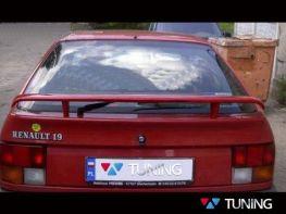 Спойлер RENAULT 19 (1988-1997) Hatchback