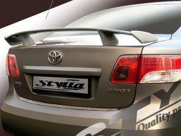 Спойлер багажника TOYOTA Avensis III (09-18) Sedan - на ножках
