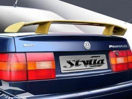 """Спойлер багажника VW Passat B4 Sedan на ножках """"ST1/5"""""""