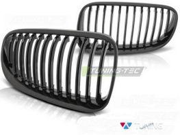 Решётка радиатора BMW E92/E93 (2010-) рестайлинг ГЛЯНЕЦ Чёрная