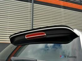 Накладка на спойлер VW Tiguan II R-Line (2016-)