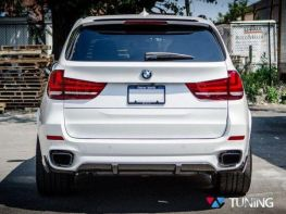 Спойлер BMW X5 F15 (2013-) M-Performance стиль
