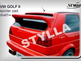 Спойлер VW Golf II (1983-1992) - GFL стиль