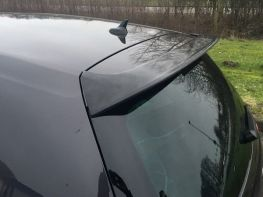 Спойлер над стеклом VW Golf 7 VII HB - GTI стиль