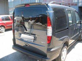"""Спойлер FIAT Doblo (2000-2009) """"ANATOMIC"""" ляда"""