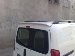 """Спойлер (распашёнка) FIAT Fiorino (2008-) """"ANATOMIC"""""""