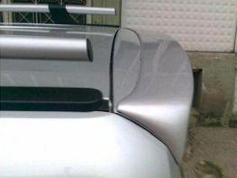 """Спойлер FIAT Fiorino (2008-) ляда """"ANATOMIC"""""""
