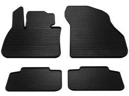Коврики резиновые салона BMW X2 F39 (18-) - PREMIUM чёрные