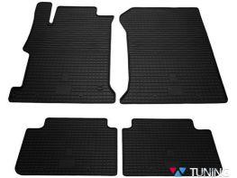 Резиновые коврики салона HONDA Accord 9 (13-17) - Stingray (чёрные)