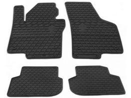 Коврики резиновые в салон VW Jetta A6 (11-18) - PREMIUM чёрные