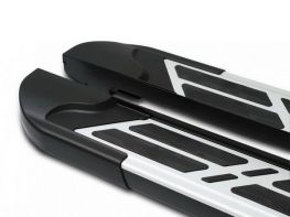 Пороги боковые FIAT Scudo III (2016-) SUNRISE