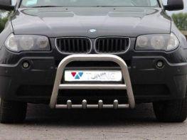 Кенгурятник BMW X3 E83 (03-10)