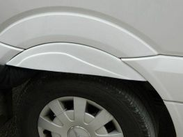 Накладки под задние арки MERCEDES Sprinter W906 (2006-)