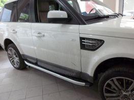 Пороги боковые Range Rover Sport (2005-2013) - FULLMOND