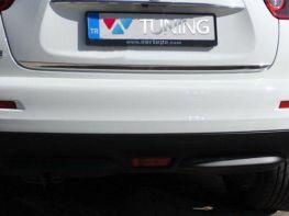 Хром накладка на кромку багажника NISSAN Juke F15 (2010-)