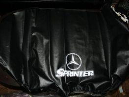 Чехол на капот MERCEDES Sprinter W906 (06-13)