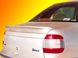 Спойлер FIAT Siena (96-) Sedan - лип