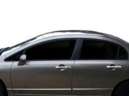 Хром накладки на ручки HONDA Civic VIII (06-12) Sedan