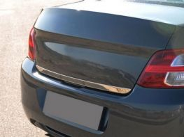 Хром на кромку багажника CITROEN C-Elysee (12-17) Sedan