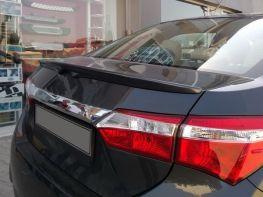 Спойлер багажника TOYOTA Corolla XI (13-18) Sedan - MLS