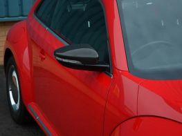 Накладки на зеркала VW Beetle A5 (11-19) - карбоновые