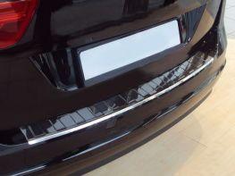 Накладка на задний бампер VW Sharan II (10-) - Omsa