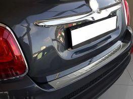 Накладка на задний бампер FIAT 500X (15-20) - Omsa