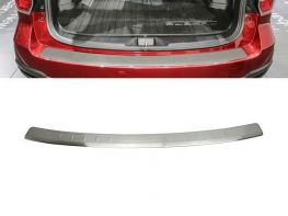 Накладка на задний бампер SUBARU Forester IV (14-18) - Omsa