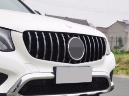 Решётка MERCEDES GLC X253 / Coupe C253 (15-19) - GT стиль