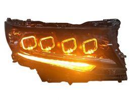 Фары TOYOTA LC J150 Prado IV (18-19) - 4 LED DRL (4 диода)