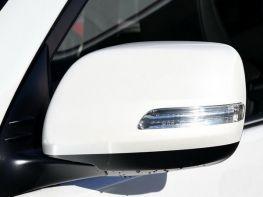 Крышки зеркал TOYOTA LC J150 Prado IV (09-19) - с поворотами