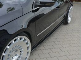 Диффузоры порогов VW Passat CC (08-12) стандарт