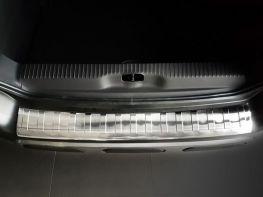 Накладка на бампер CITROEN C3 Aircross (17-) - Avisa