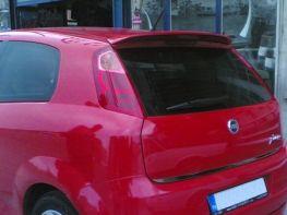 Спойлер FIAT Punto III (12-18) - Meliset