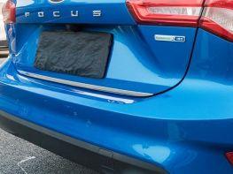 Хром на кромку багажника FORD Focus IV (18-) SD / HB / SW