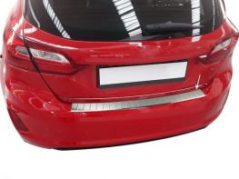 Накладка на задний бампер FORD Fiesta Mk8 (17-) HB - Omsa